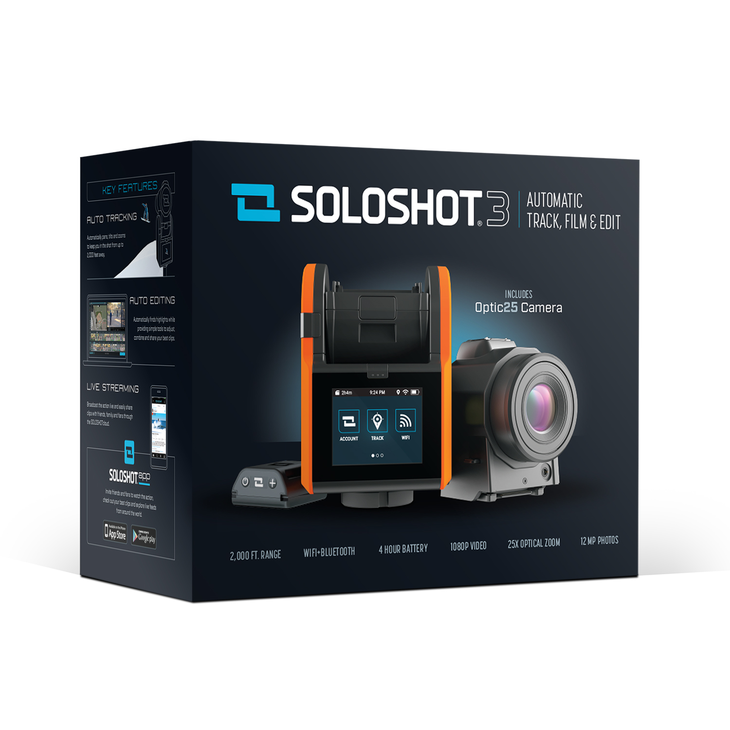 SOLOSHOT3 Optic25
